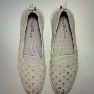 NWT Cole Haan Perforated Slip-On Sneaker
